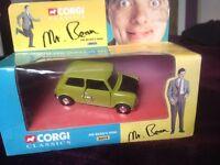 CORGI CAR COLLECTION