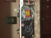 Guitar hero bundle warriors of rock edition for wii