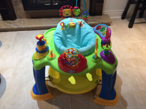 OBALL EXERSAUCER IN MINT CONDITION ** PRICED TO SELL !!