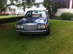 Classic Mercedes price reduced to $2000. O b o