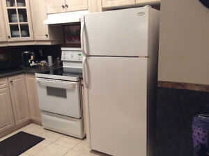 Fridge stove and dishwasher excellent condition
