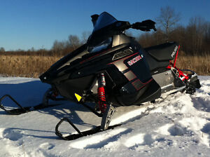 2010 Polaris rush