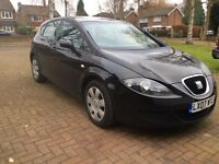 SEAT LEON 1.6 16V - VW ENGINE - ONE OWNER - ONLY 59,000 MILES!