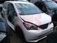 2012 Seat Mii 1.0 SE BREAKING