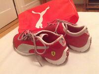chaussures de sport Puma Ferrari