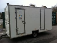 Shower unit 12ftx6ft year 2003