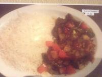 WOW Afghan Cuisine in Lethbridge. AB