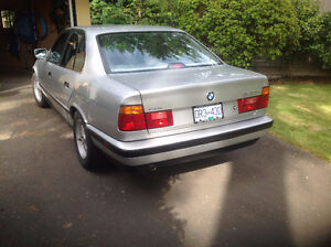 1990 BMW 5-Series 535i Sedan MINT!