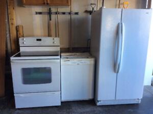 Appliances for sale, must go!