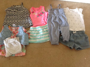 Baby girl size 3-6months
