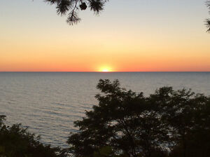 Bluehaven Cottage rental near Grand Bend