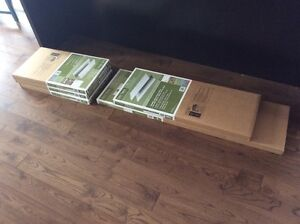 Martha Stewart Easy Track shelves and uprights London Ontario image 3