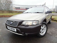 2001 Volvo V70 Cross Country 2.4 Auto T S AWD - £4480 Optional Extras - KMT Cars