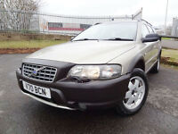 2001 Volvo V70 XC Cross Country 2.4 Auto T S AWD £4480 Optional Extras KMT Cars