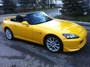 2007 Honda S2000 Base Convertible