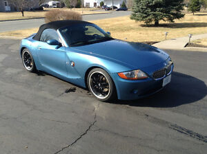 2003 BMW Z4 3.1litre Convertible