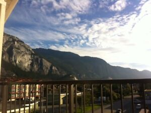 Top Floor Facing Howe Sound in Artisan, Downtown Squamish