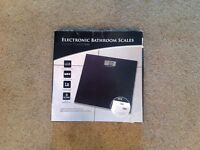 Job lot 6 ELECTRONIC BATHROOM SCALES NEW &BOXED