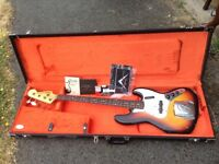 FENDER CUSTOM SHOP 1964 JAZZ BASS RELIC
