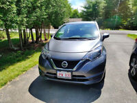 Lease takeover of 2018 Nissan Versa Note S 112$ bi-weekly