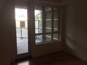 1 Bedroom & Den Condo - Furnished