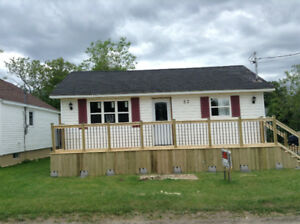 OCT 2018  - MAY 2019SHEDIAC PARLEE BEACH HOUSE COTTAGE RENTALS