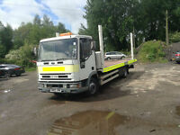 IVECO 75E17 7.5 TON RECOVERY TRUCK BRAND NEW CONDITION 93,000 KMS WARRANTED