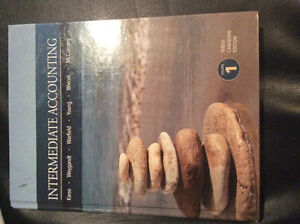 Intermediate Accounting -Tenth Canadian Edition Volume 1