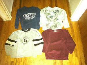 Boys size 7/8(small) sweat top clothes package Kingston Kingston Area image 2