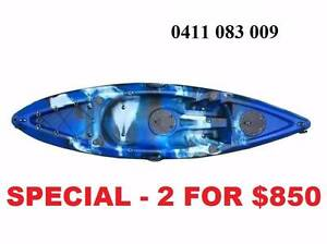 FISHING KAYAK Southern River Gosnells Area Preview