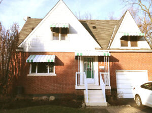 House for Rent In Westdale - Available Dec 1