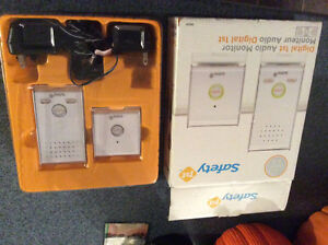 DIGITAL SAFETY FIRST,BABY MONITER,BRAND NEW IN PACKAGE