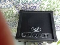 Peavey electric guitar amp $50 OBO