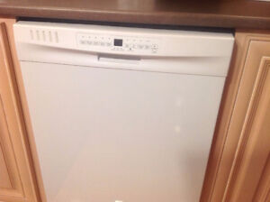 Whirlpool Gold side by side refrigerator - White