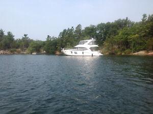 Bateau - Yacht Meridian 441