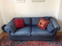 Sofa bed - used but very easy to unfold