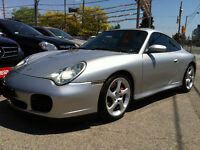 2002 PORSCHE 911 CARRERA C4S - SPORT PKG / 6 SPEED - NO ACCIDENT