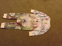 New all in one next sleep suit 4-5years