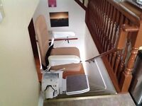 Stair Lift - Stannah 420 with 2 remotes