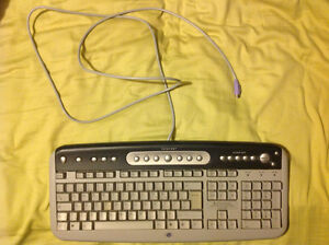 Clavier Hp multifonction
