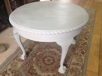 Coffee Table - up cycled with Annie Sloan Paris Grey