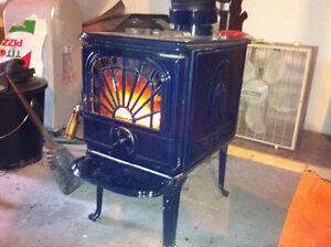Wood Burning Stove - Waterford