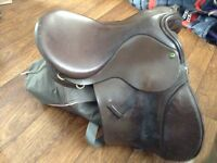 Ideal saddle,16 inch good used condition