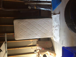 Two Single Bunk bed mattresses for sale