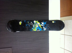 128 cm Morrow snowboard for sale