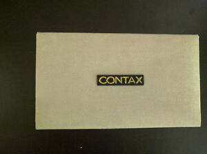 Rare Contax Tix with Carl ZeissT* Sonnar 2.8/28mm APSFilm Camera