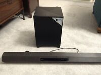 Sony sound bar
