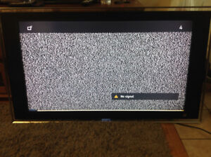 """Sony Bravia 46"""" flat screen tv for parts"""
