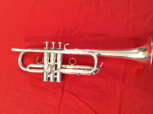 Trumpet in C (orchestral).  PROFESSIONAL instrument.