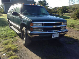 REDUCED!  For Sale:  Used 1997 Chevrolet Suburban